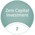 Zero Capital Investment